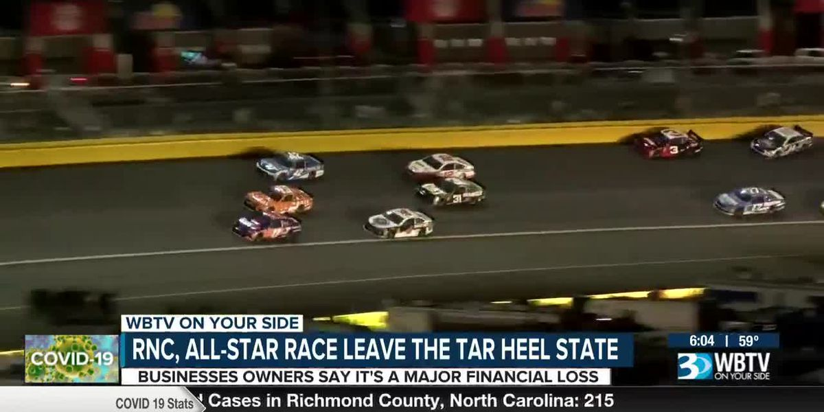 RNC, All-Star race leave the Tar Heel State