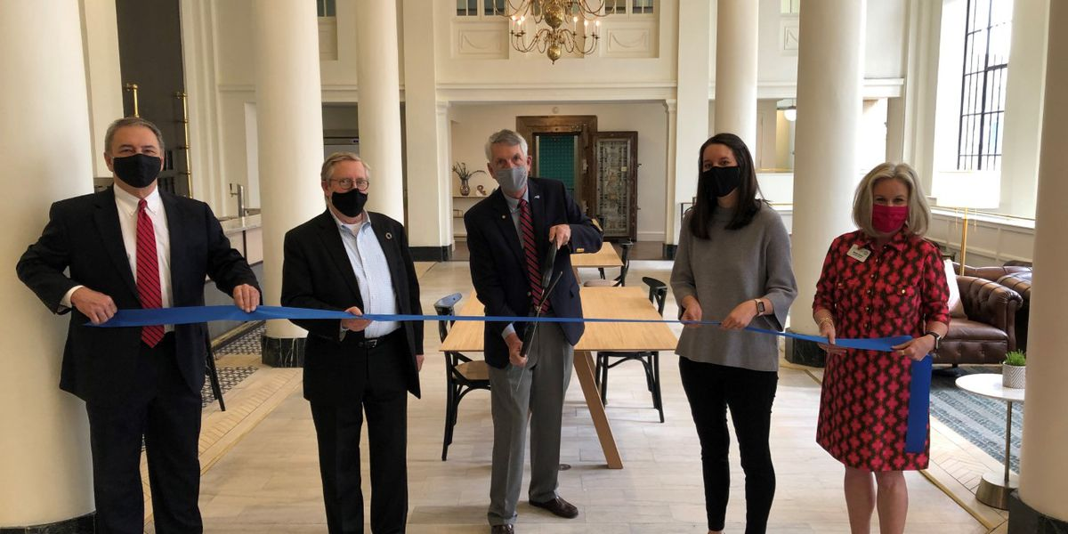 Cabarrus Center for Innovation and Entrepreneurship opens