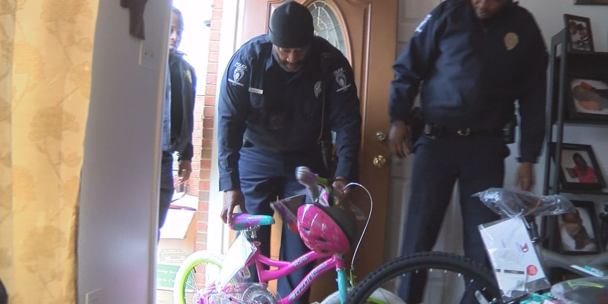 CMPD surprises family with gifts after 11-year-old hit and killed by car