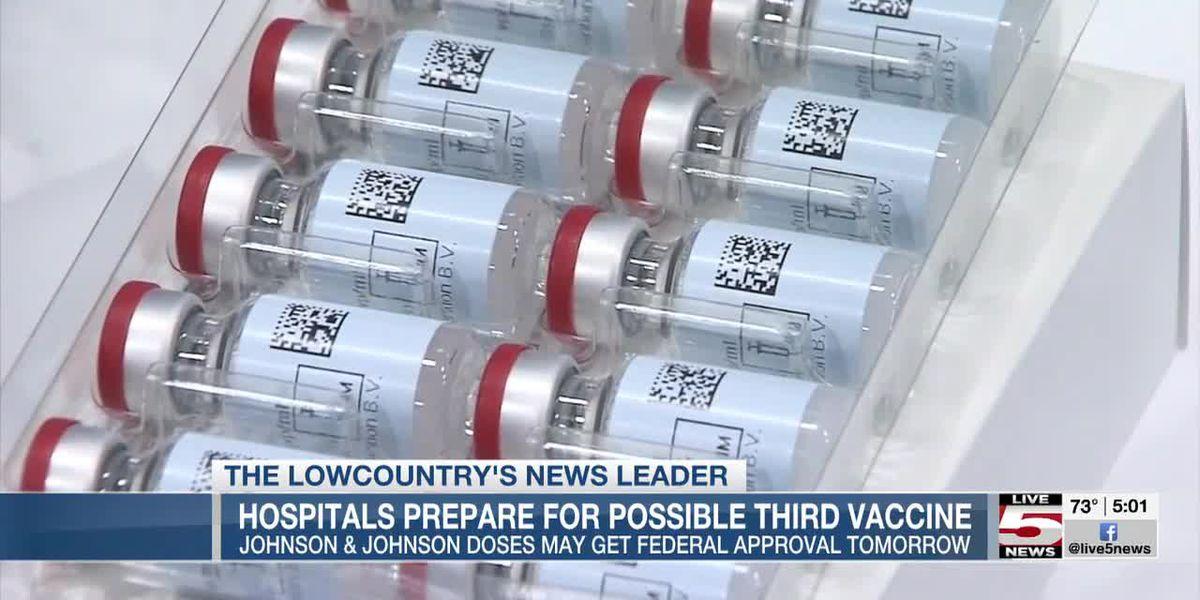 Local health leaders prepare to add Johnson & Johnson vaccine to distribution plan
