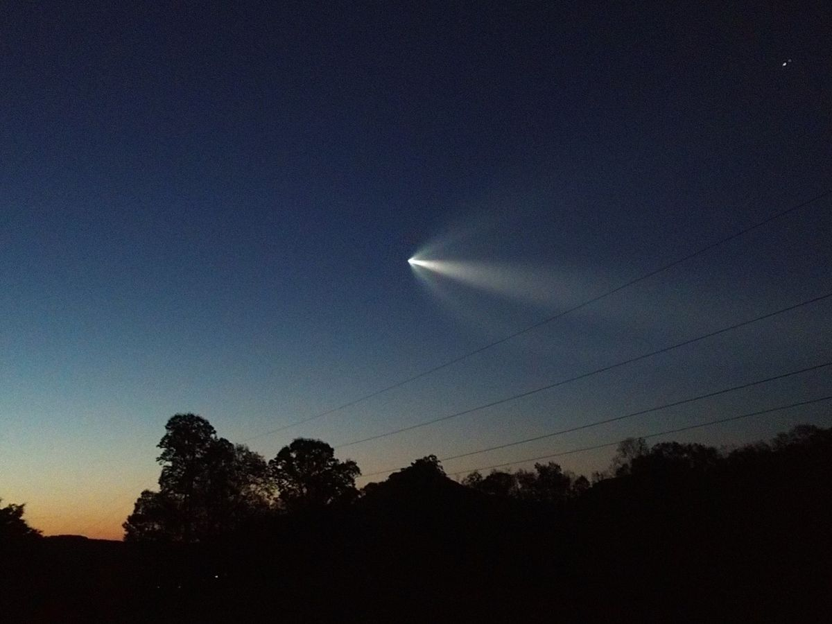 """Viewers spot NASA'S SpaceX from Charlotte area: """"That is wild"""""""