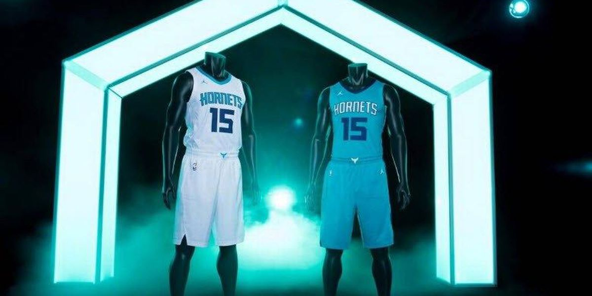 No vintage pinstripes yet, but Hornets throwbacks could still make a comeback this season