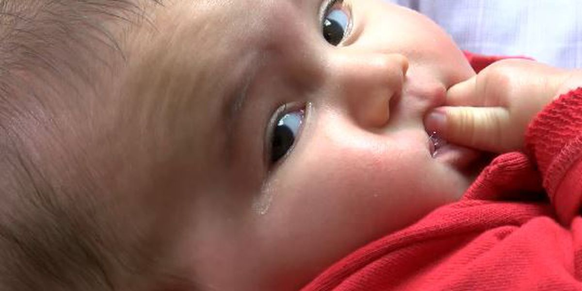 After six miscarriages, NC couple receives miracle in the middle of adoption process
