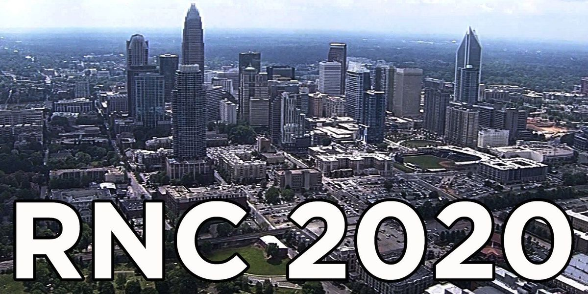 RNC announces leadership for 2020 Republican National Convention in Charlotte