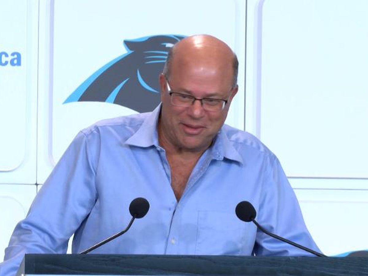 It didn't take long for David Tepper to make an impression as the new owner of the Carolina Panthers