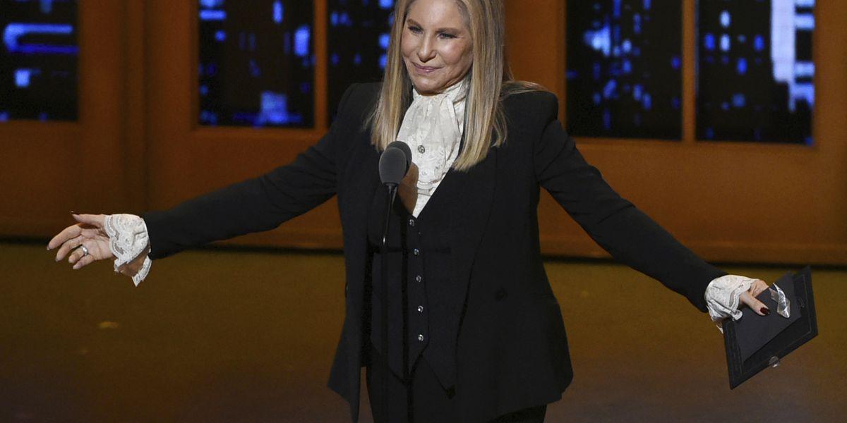 Barbra Streisand to release anti-Trump album and star in 'Carpool Karaoke'