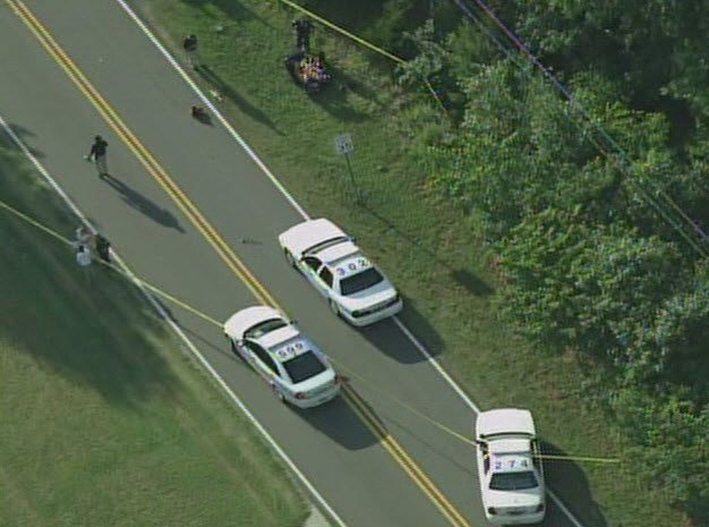 Driver charged after man killed in motorcycle crash in