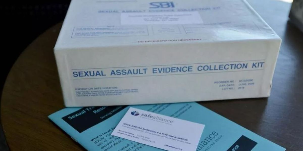 In unusual step, victims told of destroyed rape kits
