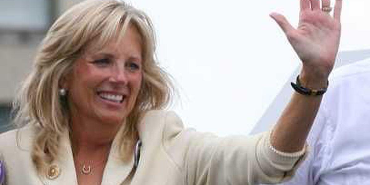 'That's my husband Joe Biden': Jill Biden campaigns in 2 South Carolina towns
