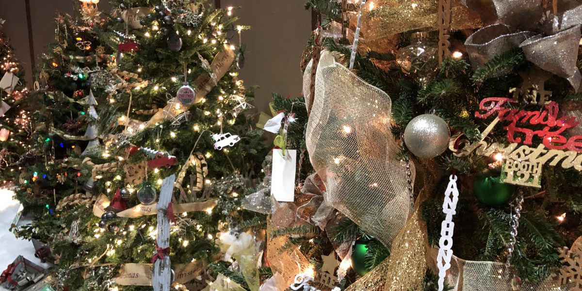 A toast to the helpful husbands at the Southern Christmas Show