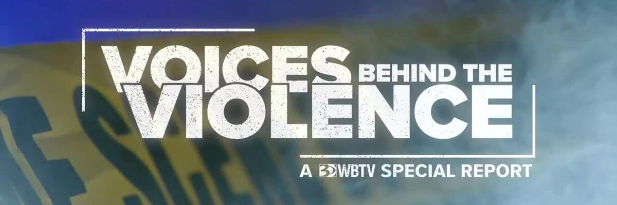 Voices Behind the Violence clip
