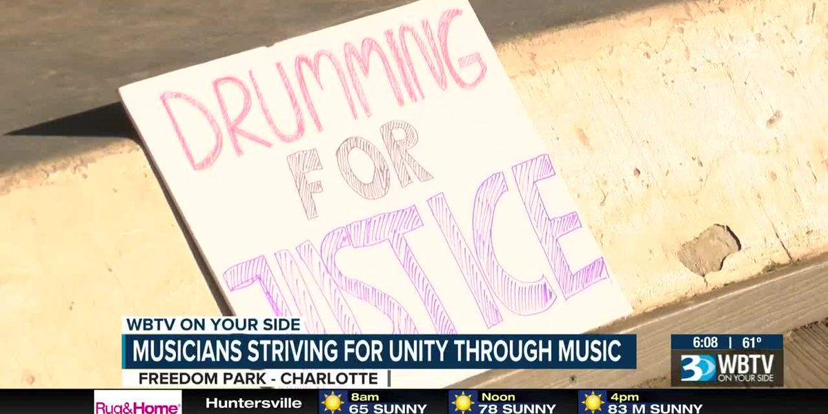 Musicians striving for unity through music