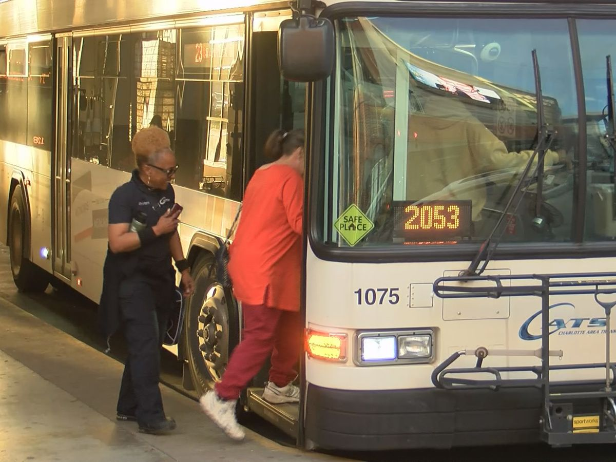 Charlotte city council member is pushing for a fare-less public transportation system