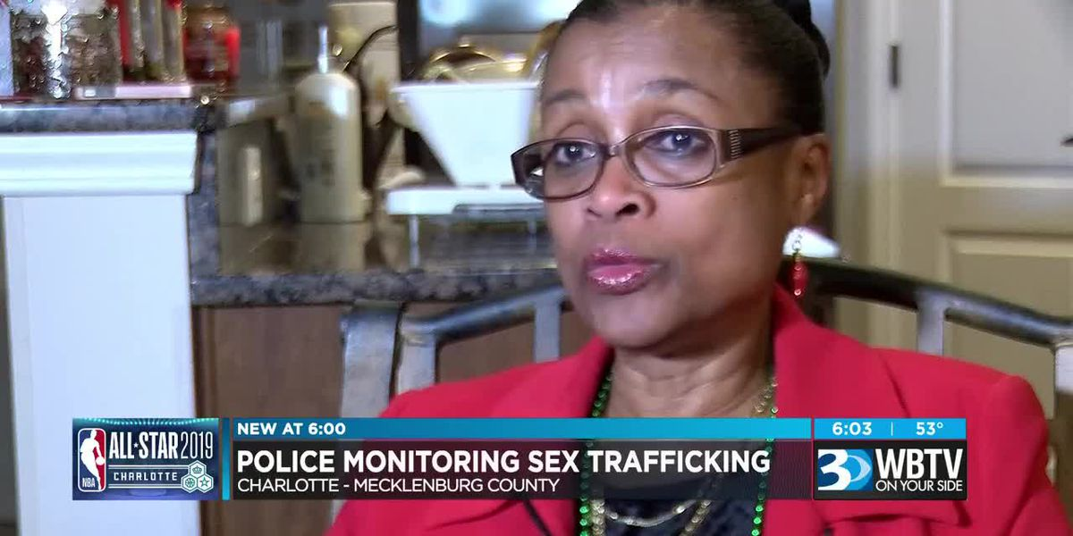 Police monitoring sex trafficking during NBA All-Star Weekend