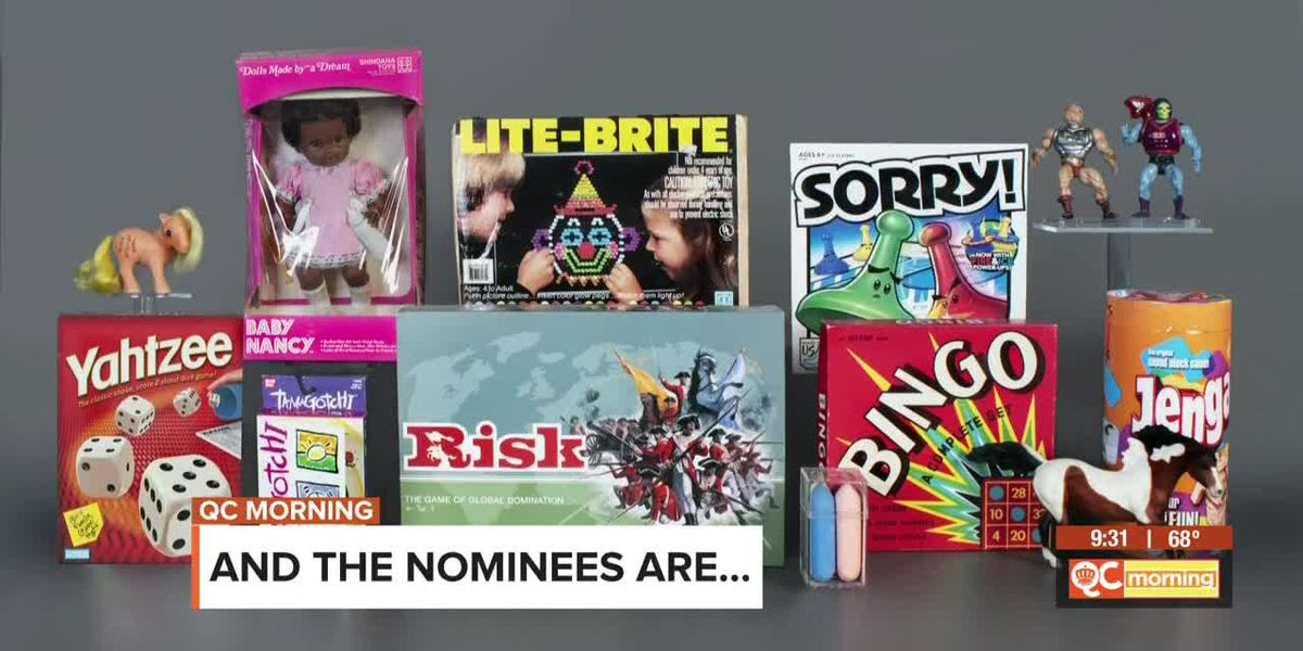 National Toy Hall Of Fame Nominees