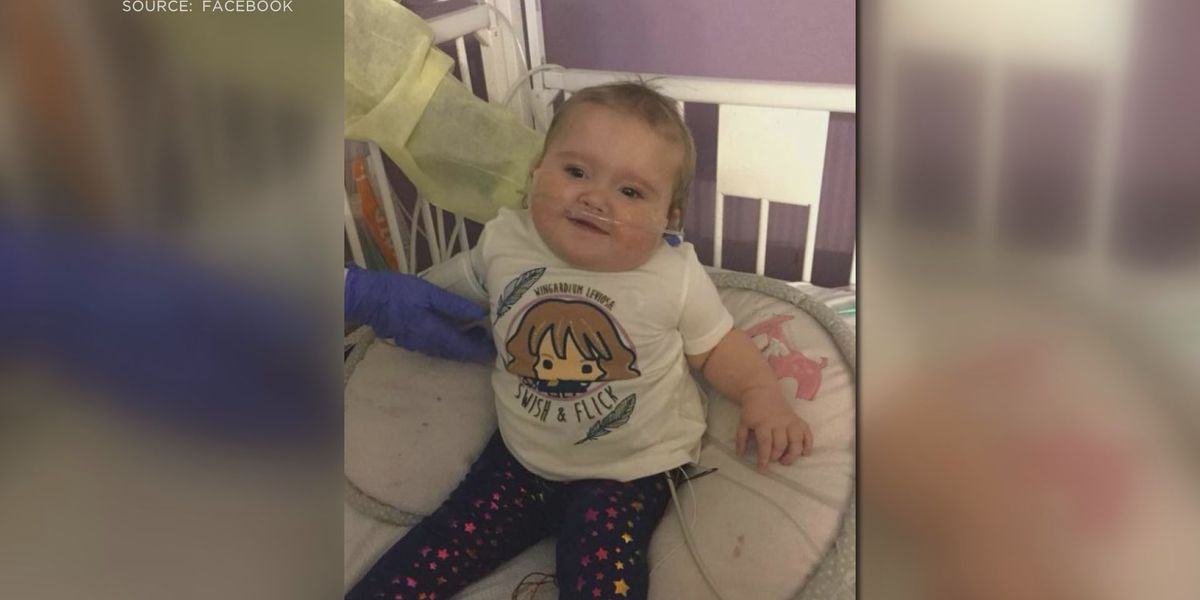 KY woman seeking organ donation for baby daughter in need of heart