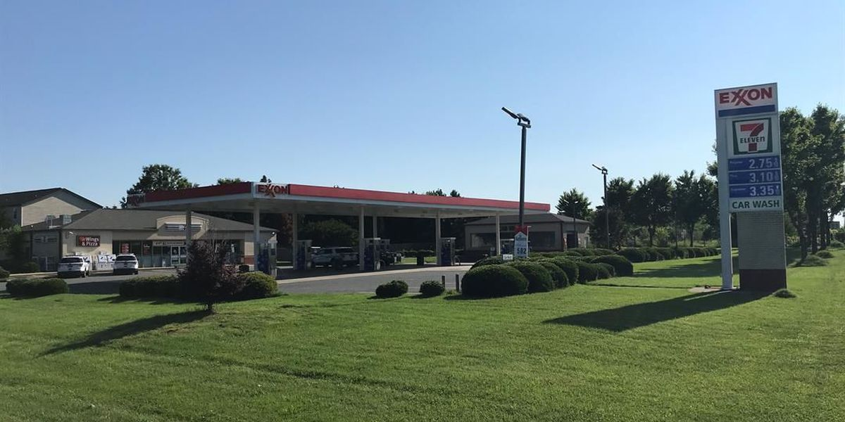 Officials investigating armed robbery at a north Charlotte gas station