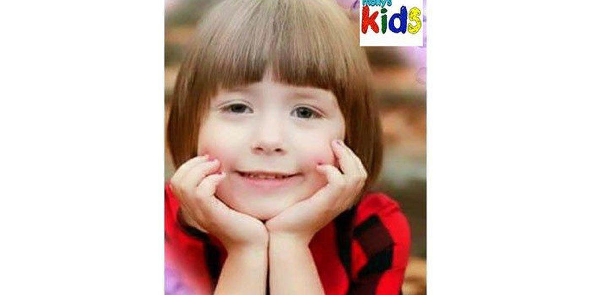 Molly's Kids: Sept. 28- Aubrey Tart