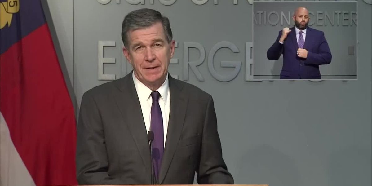 Gov Cooper calls on Republican leaders to raise state unemployment benefits