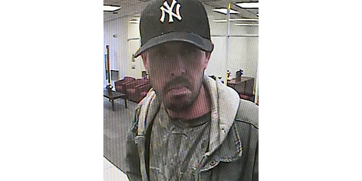 Man wanted for attempting to rob Gastonia bank