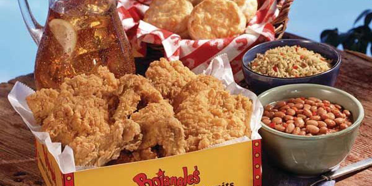 Bojangles celebrates 42nd birthday on National Fried Chicken Day