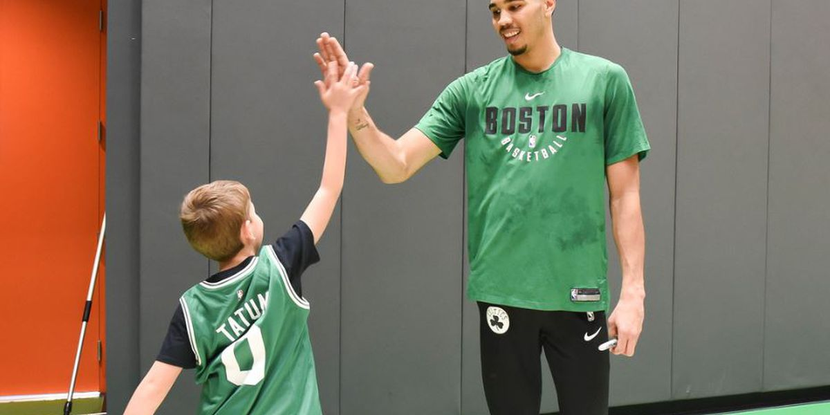 Dream on 3: Sam has the ultimate Boston sports trip