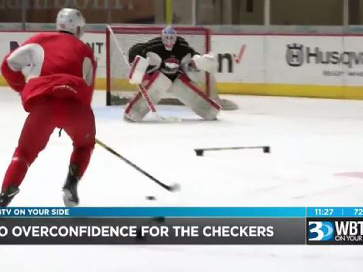 Charlotte Checkers not overconfident heading into the Calder Cup Playoffs