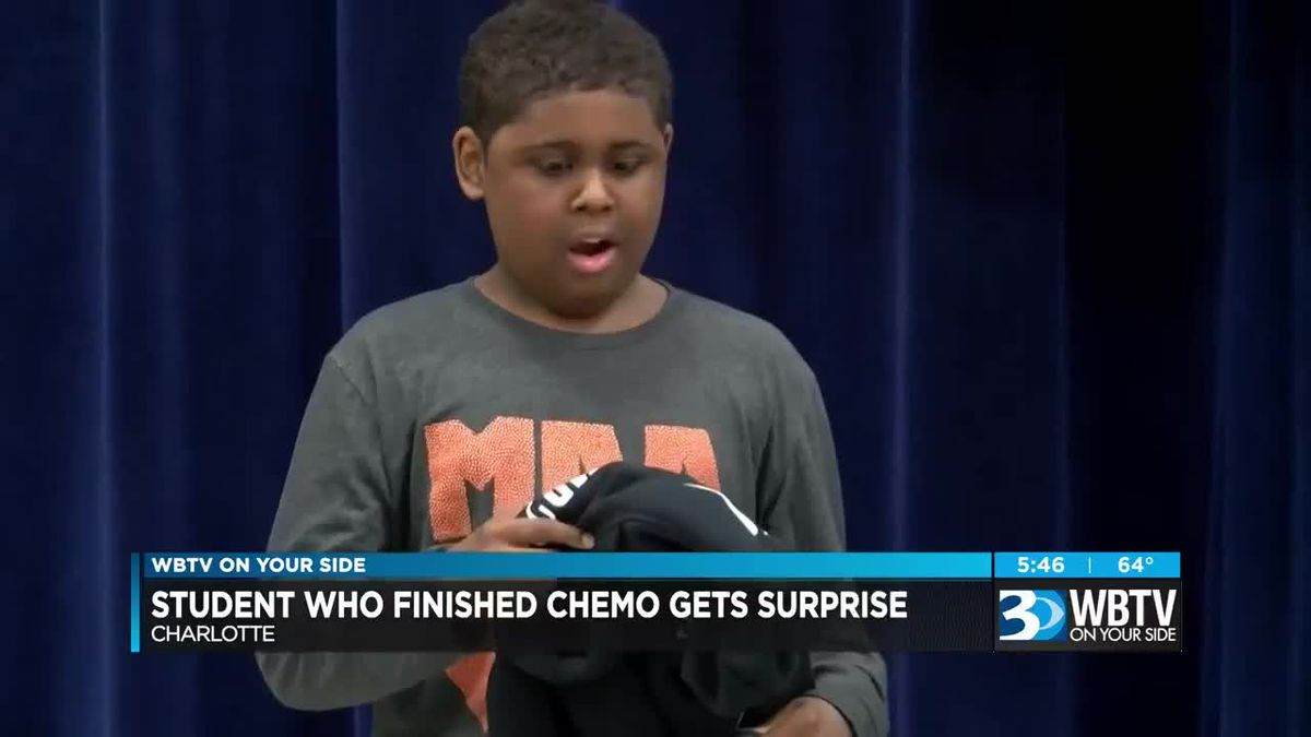 Charlotte 10-year-old going to NBA All-Star Weekend, thanks to Dream On 3