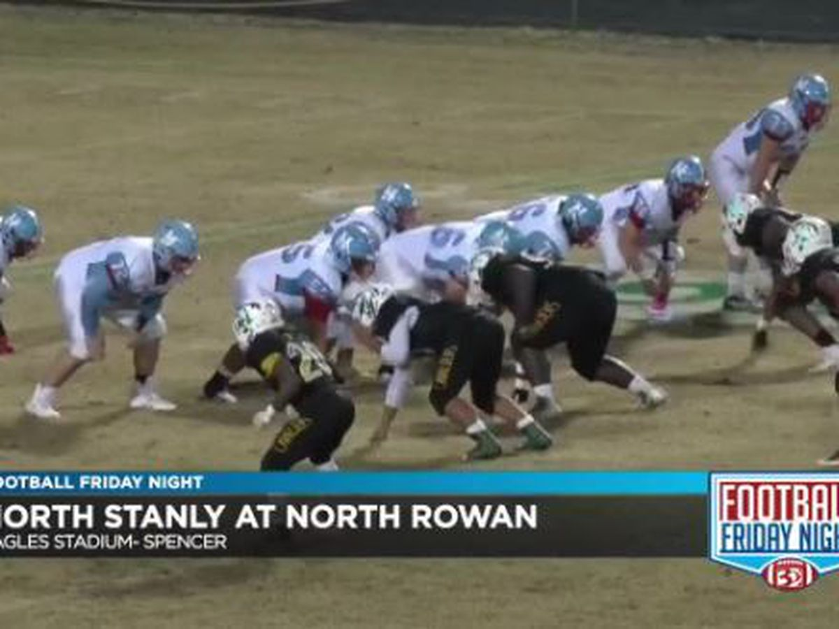 North Stanly at North Rowan