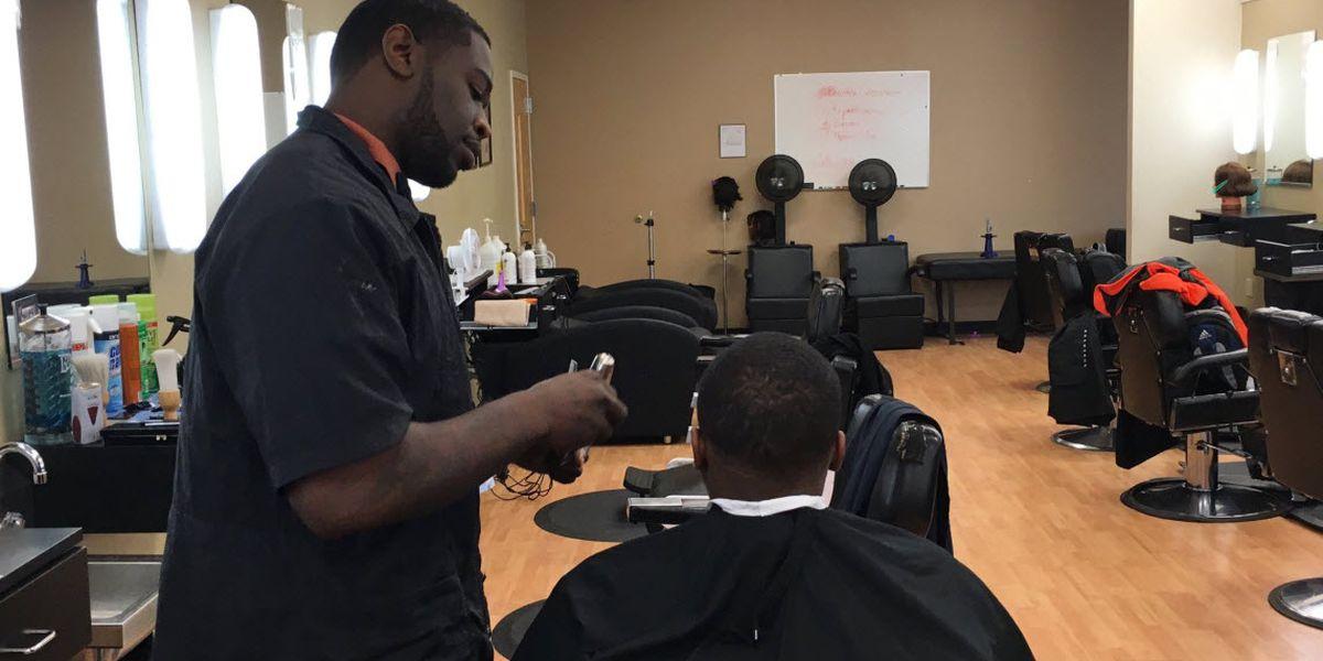 Charges dismissed against Charlotte barber