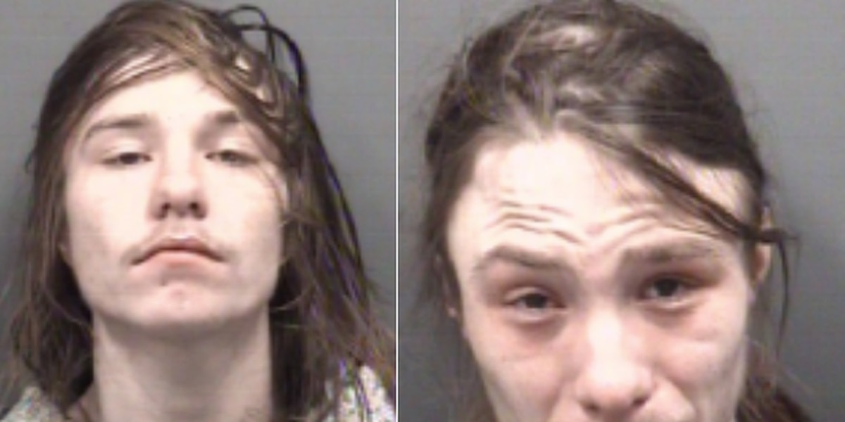 Weapons charges for twin brothers accused of breaking into church