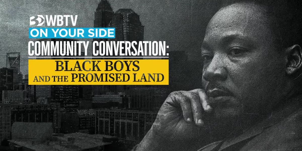 Community Conversation: Black Boys and the Promised Land Pt. I