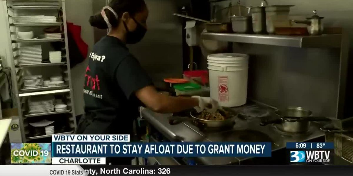Charlotte restaurant to stay afloat due to grant money