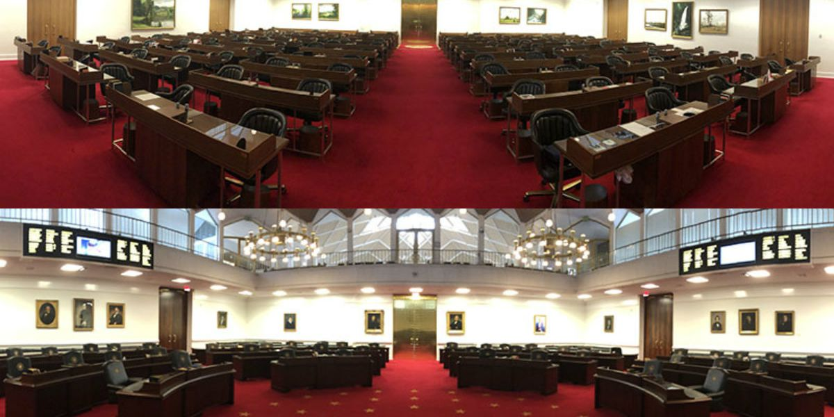 North Carolina legislative remap complete; court review next