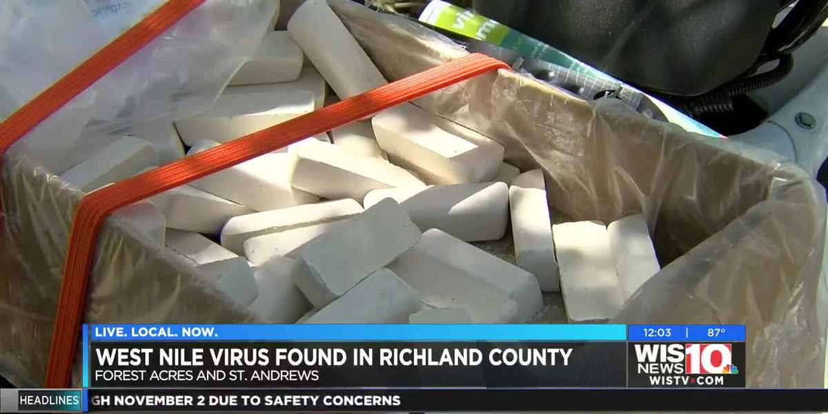Tests confirm West Nile Virus found in mosquitoes in parts of Richland County
