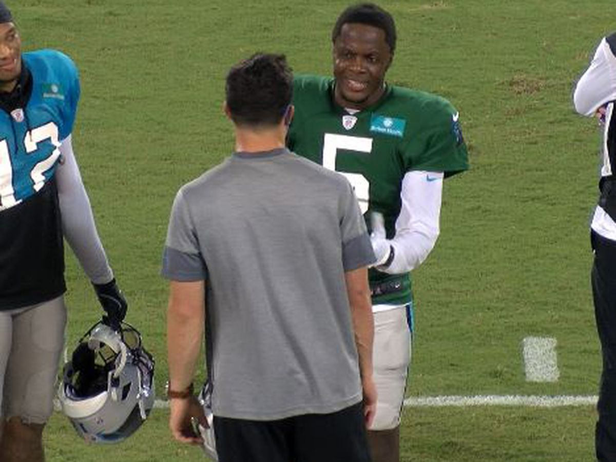 QB Bridgewater 'thankful' for injury, eager for 2nd chance