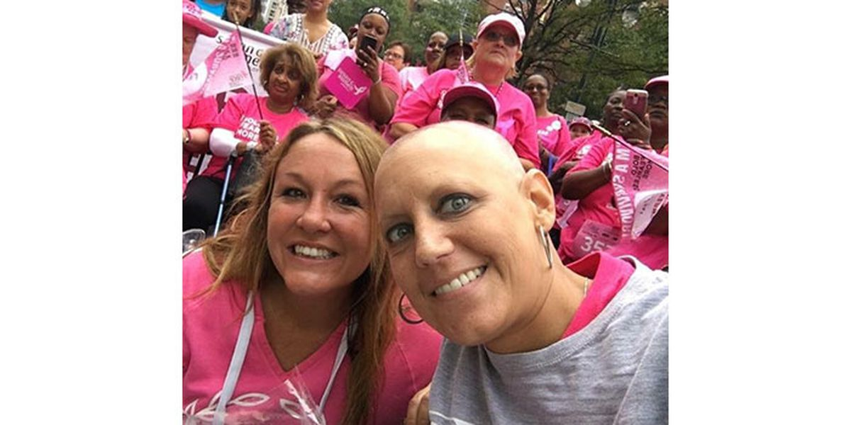 Beloved mom loses her battle with breast cancer