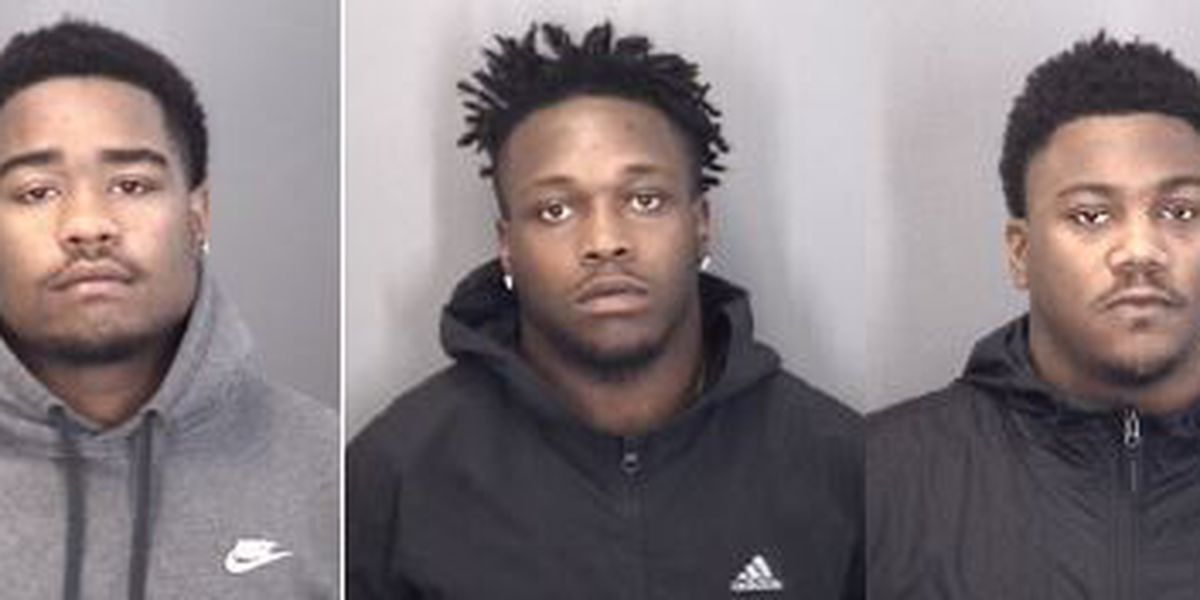 Four arrested following overnight Mooresville home invasion, shooting
