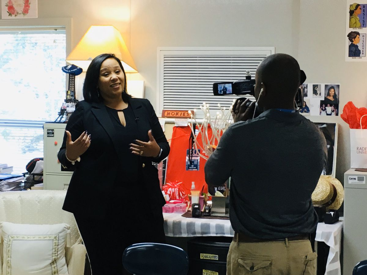 CMS Teacher of the Year stars in nationwide commercial