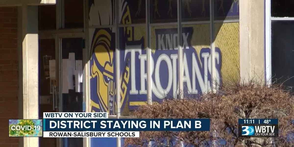 District staying in Plan B