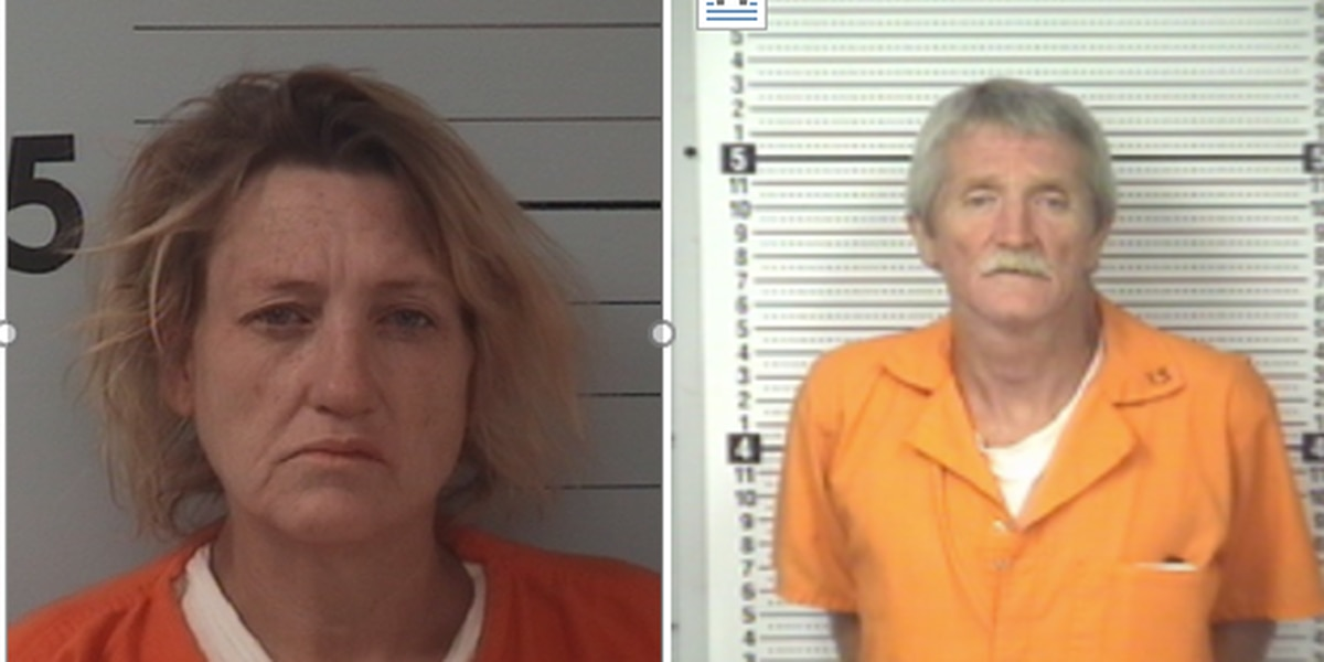 Burke County pair arrested on drug charges