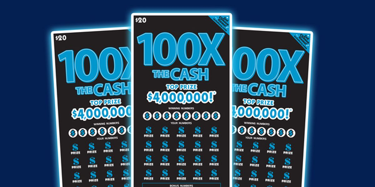Iredell County man stops for energy drink and salad, takes home $100,000 win