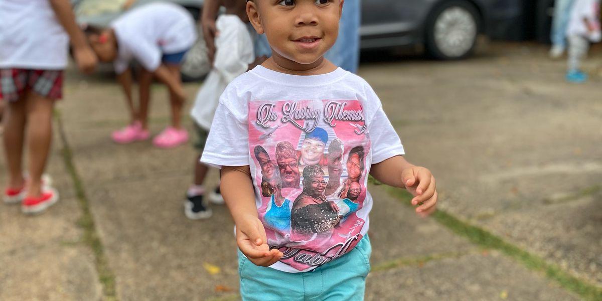 2-year-old shot, killed in violent crime spree