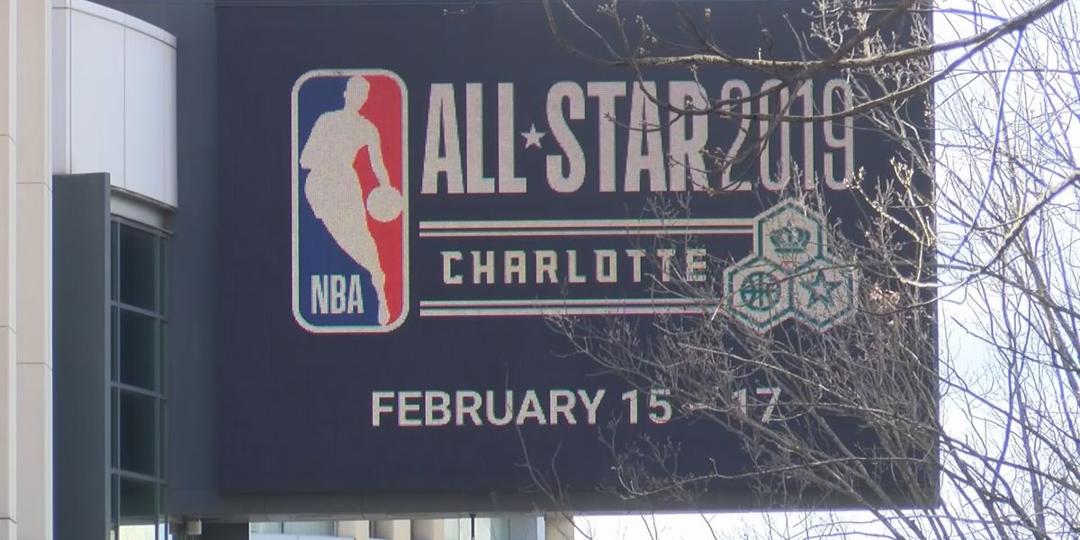 Uptown Charlotte is transforming for NBA All-Star Weekend