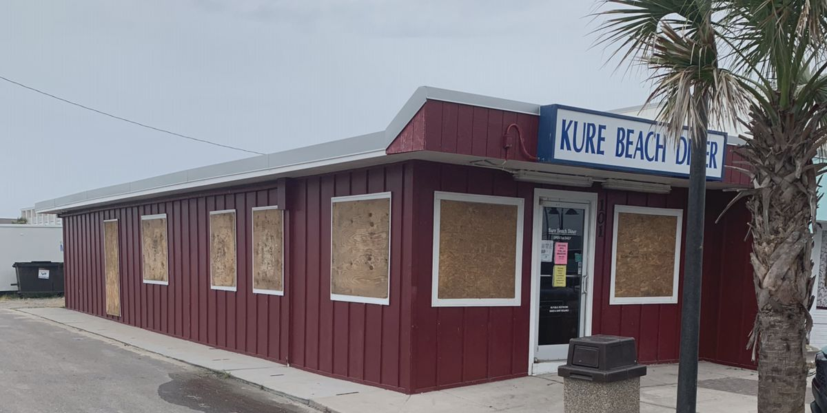Charlotte native speaks about prepping Kure Beach businesses for Isaias