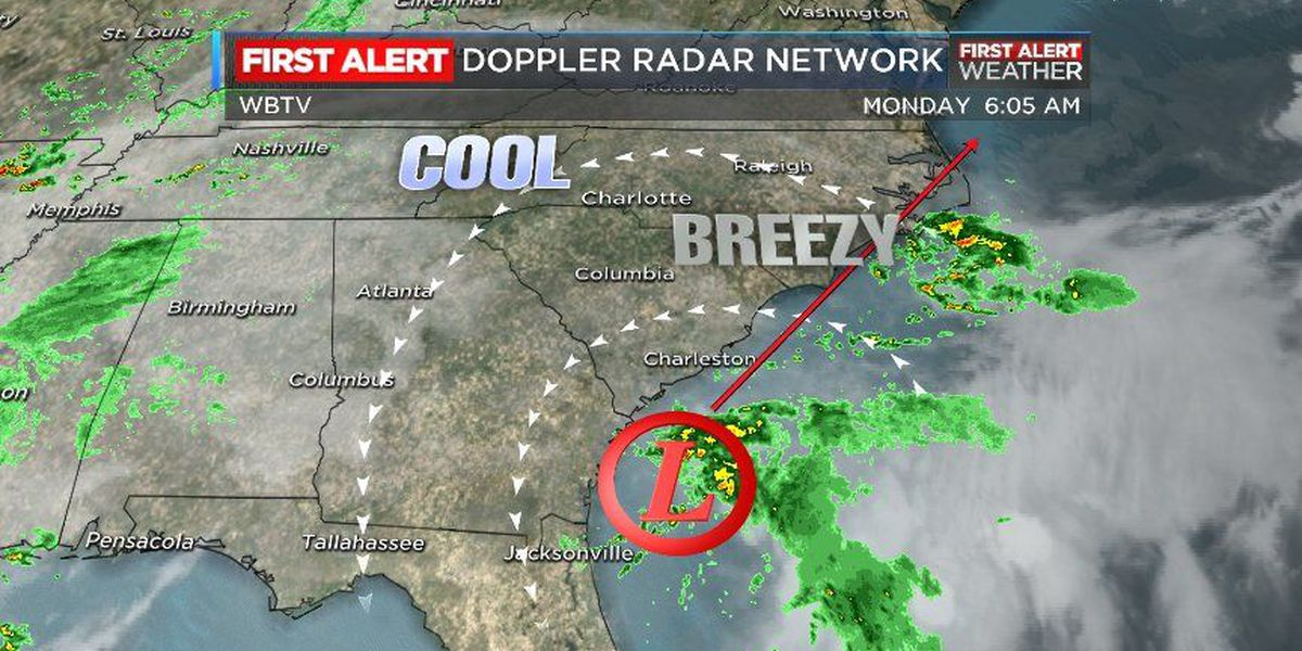 Back to school forecast: Cloud coverage, cooler temps