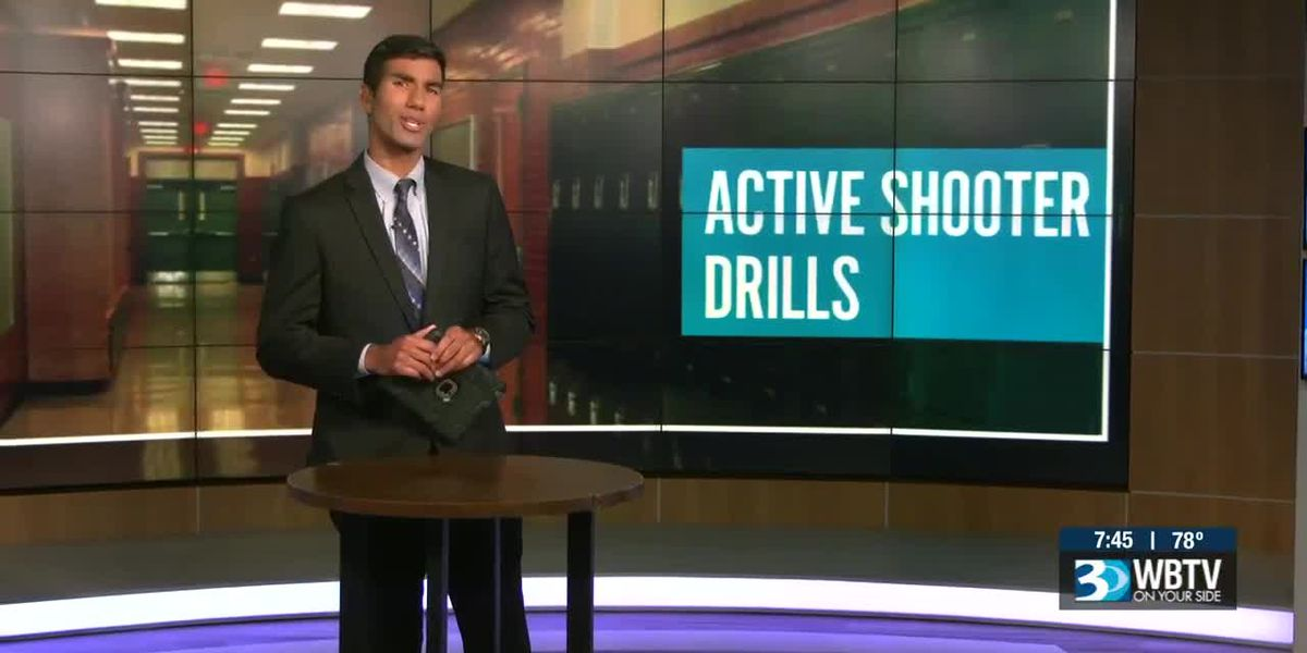 3 Things: Active shooter drills