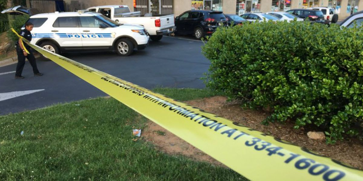 Person rushed to hospital after being shot in northeast Charlotte