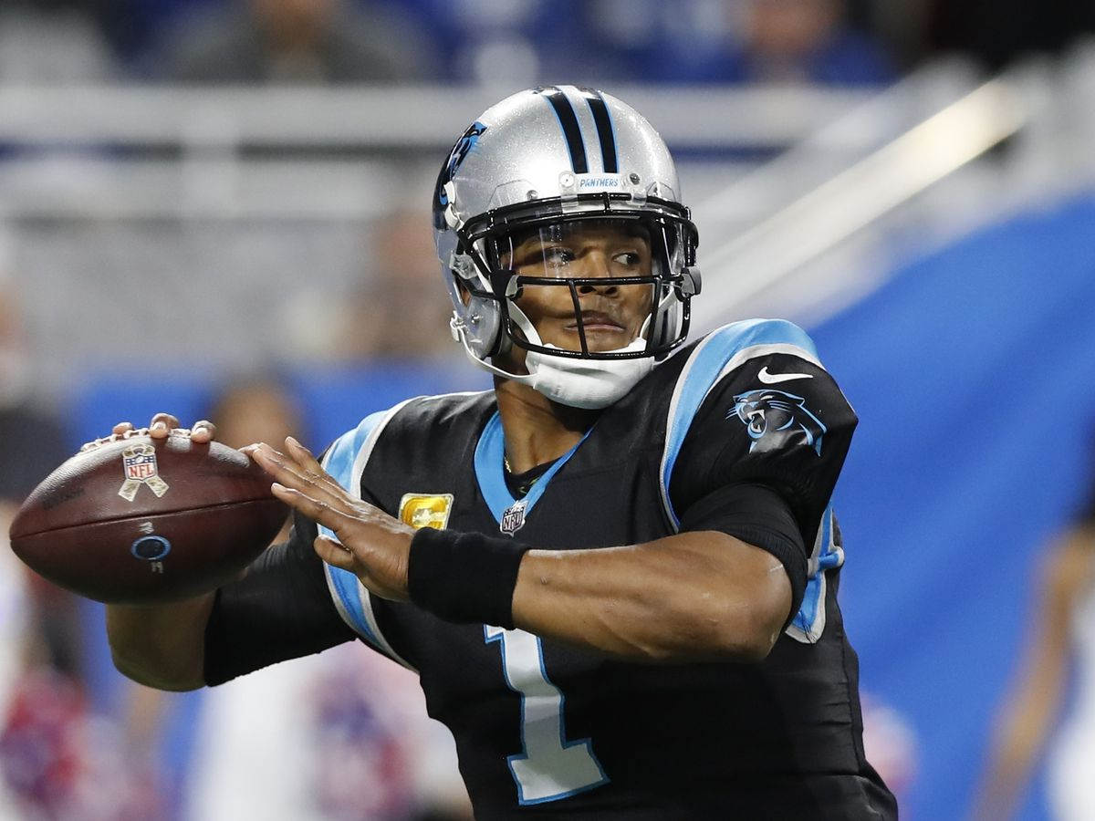 Panthers go for 2 and fail late and lose 20-19 to Lions