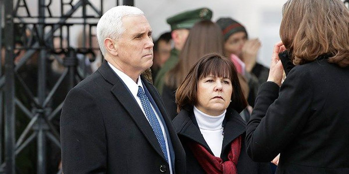 Mike Pence follows 'Billy Graham Rule' - created to avoid 'naked lady with a photographer'